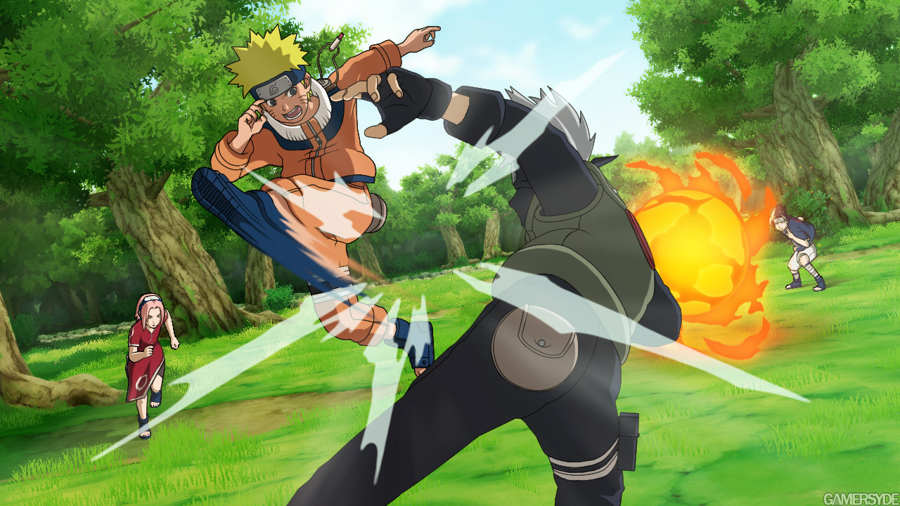 Images of Naruto: Ultimate Ninja Storm - Gamersyde