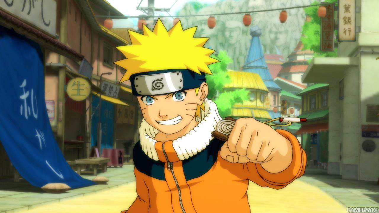Images of Naruto: Ultimate Ninja Storm - Gamersyde