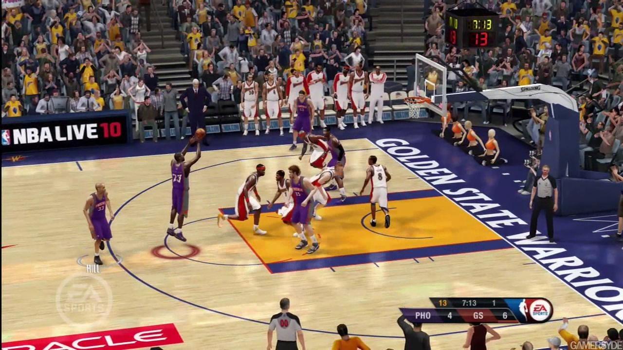 Post Oficial] NBA Live 10 - Demo disponible: Ya a la venta!!