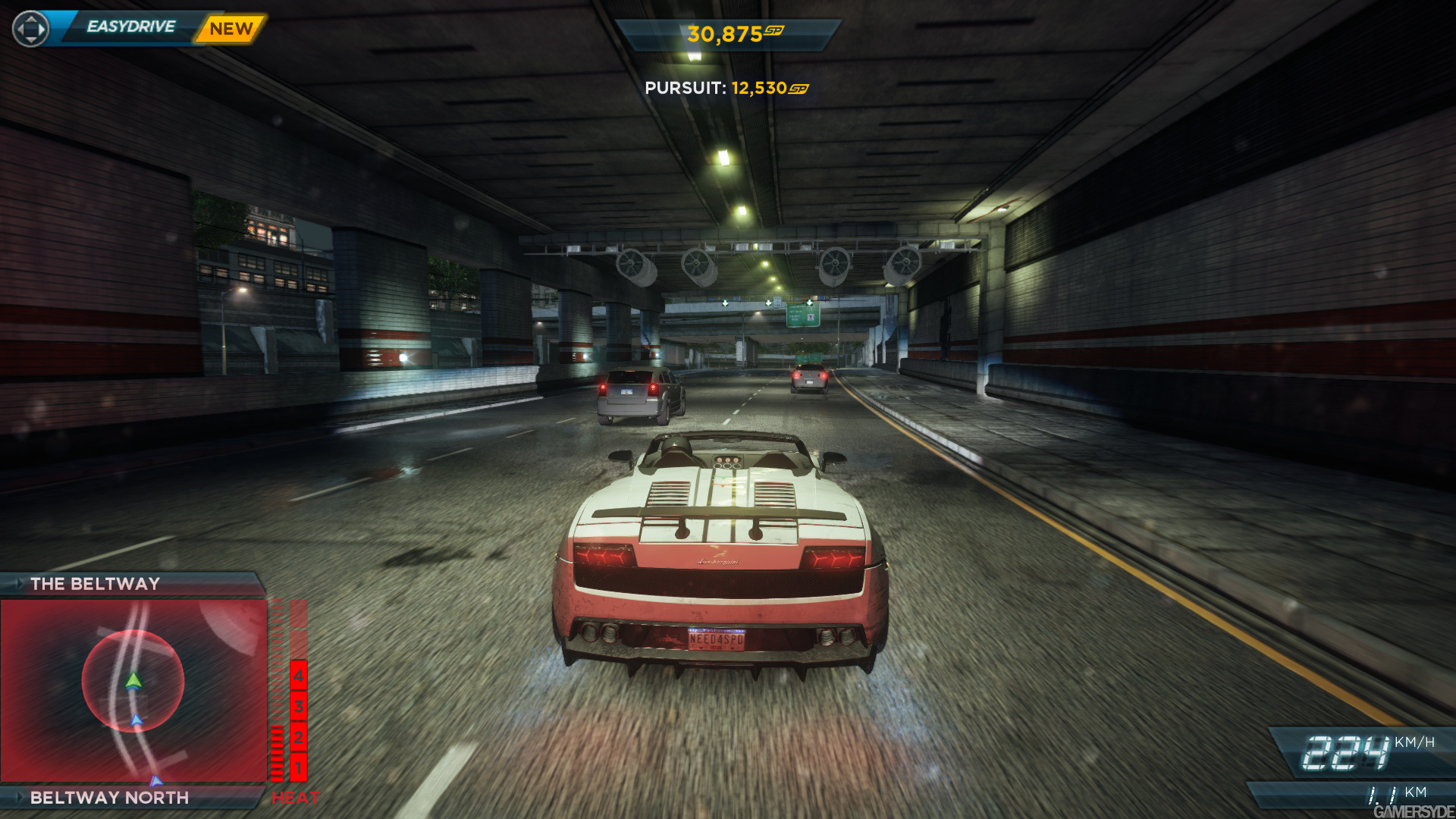 Download Need for Speed Most Wanted ApkData MOD Android
