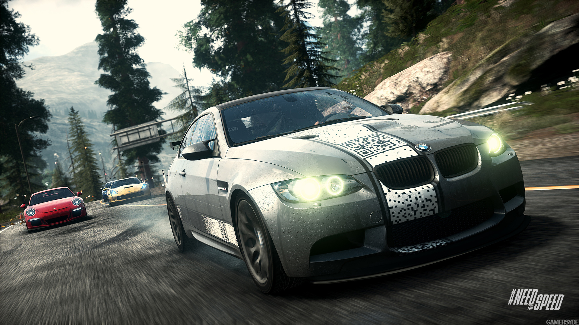 Need for Speed rivals trailer & images - Gamersyde