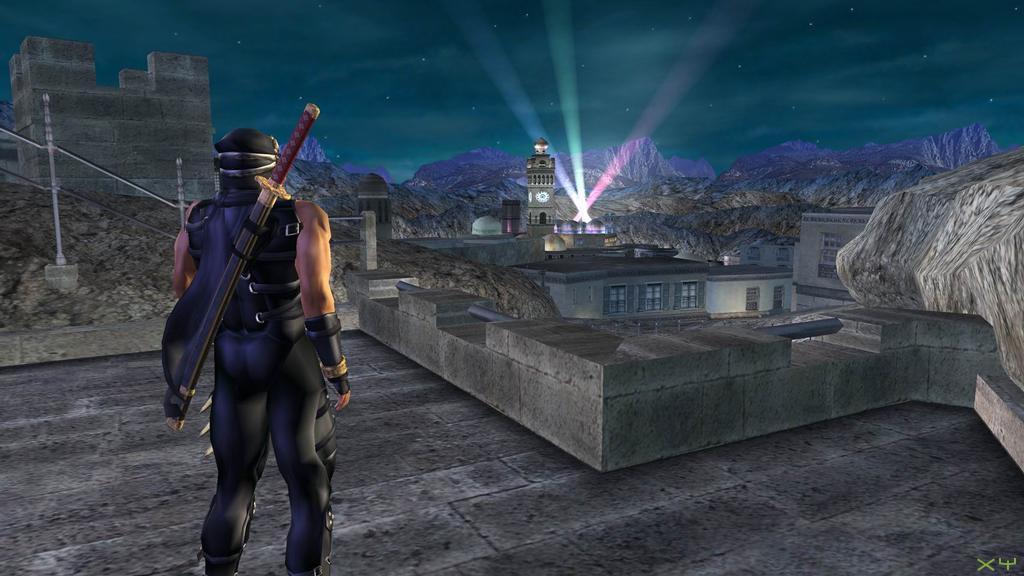Even More Ninja Gaiden Renders Gamersyde