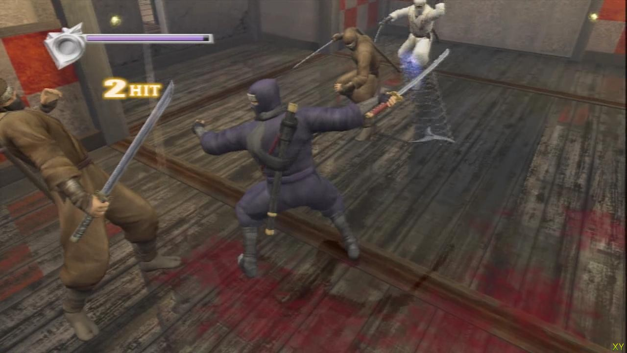 Ninja Gaiden Emulated On Xbox 360 Video Gamersyde