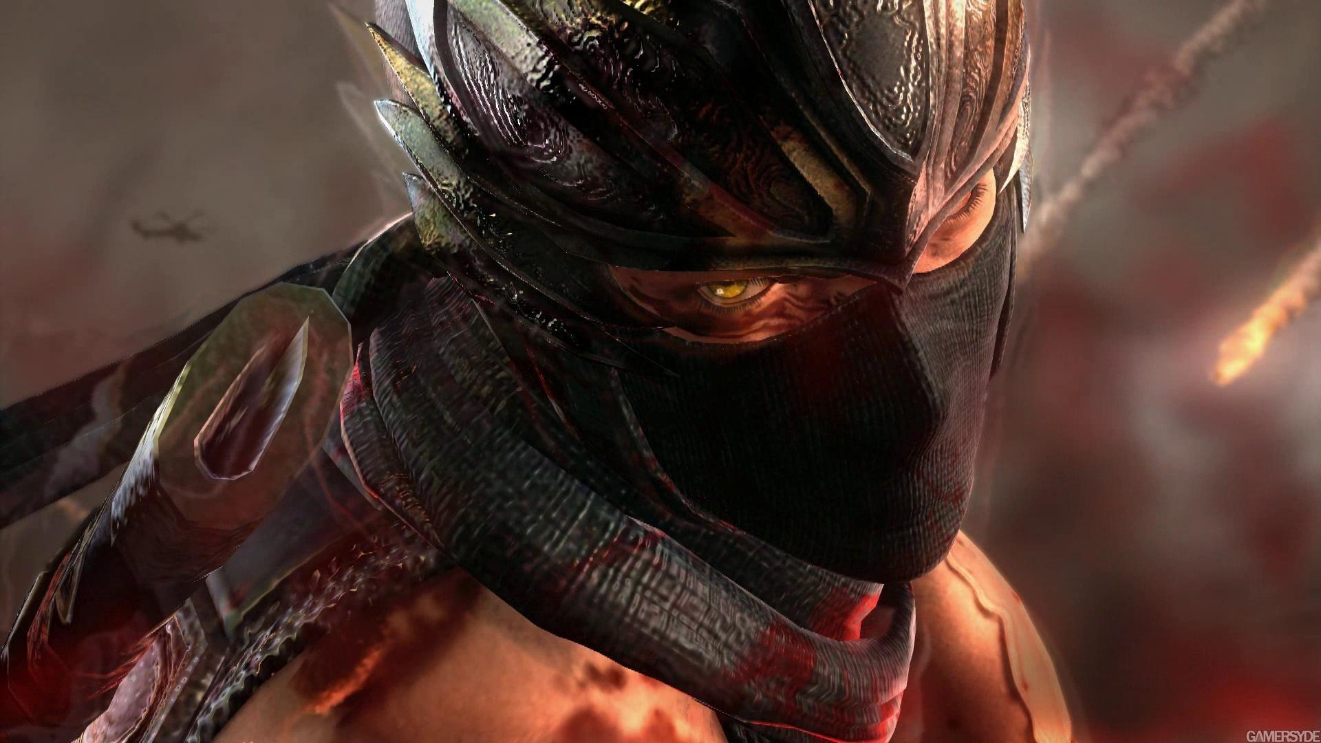 ninja gaiden 3 teaser - gamersyde