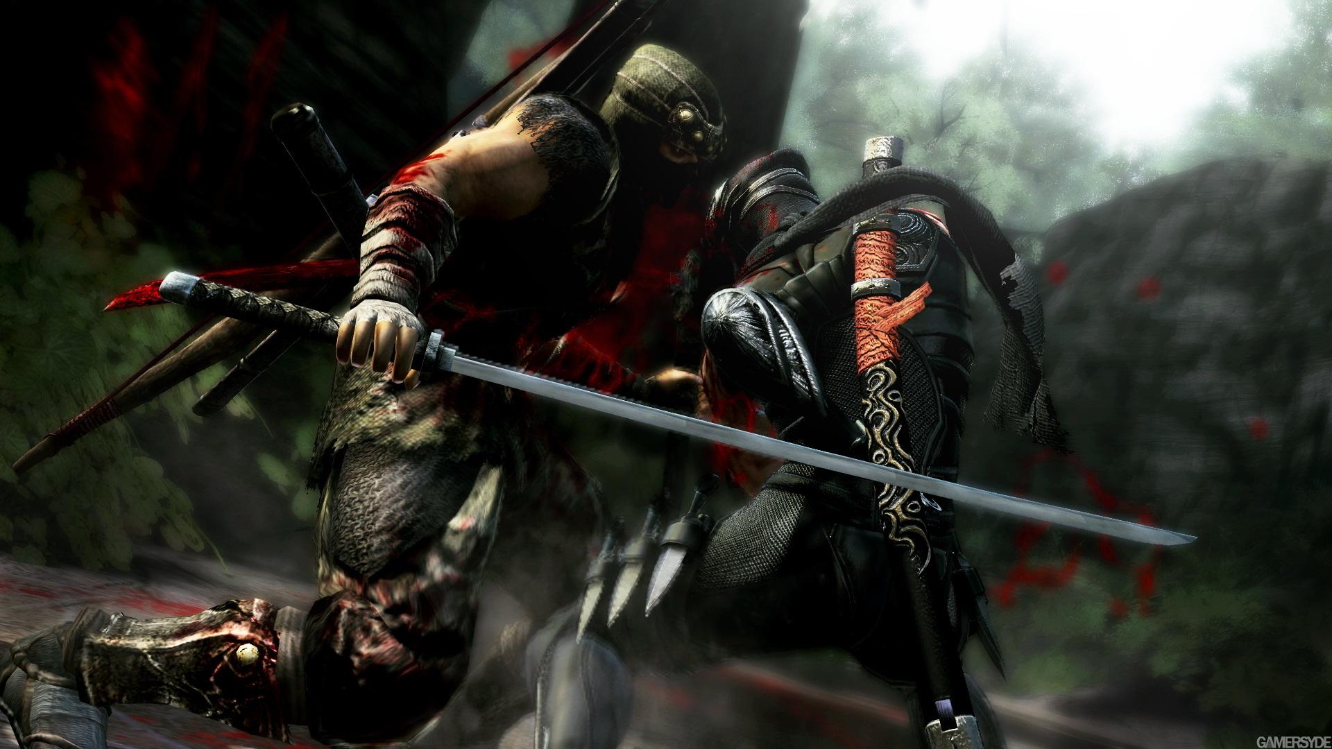 Ninja Gaiden 3 Screens And Video Gamersyde