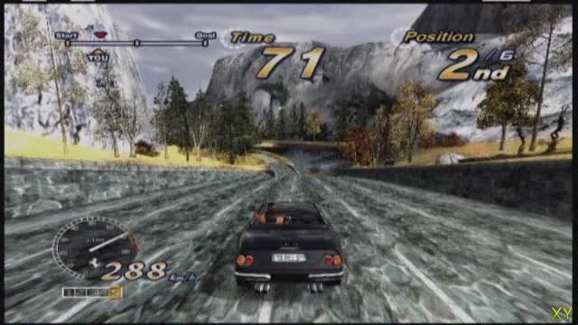 The first 10 minutes : Outrun 2 Coast to Coast - Gamersyde