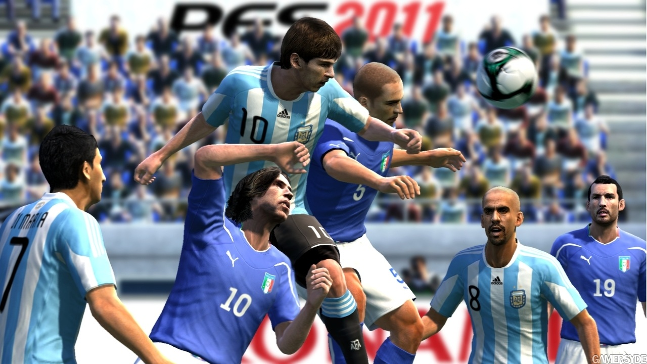 DOWNLOAD Pro Evolution Soccer 2011 PC GAMES