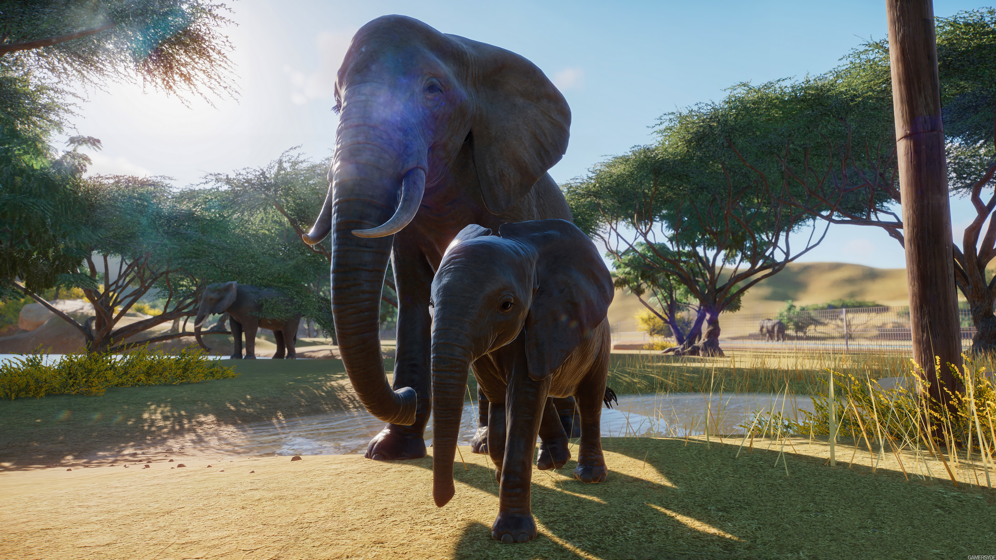 E3: New Youtube trailer of Planet Zoo - Gamersyde