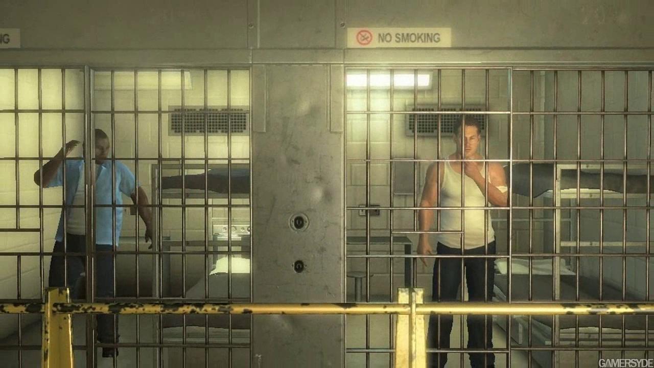 Побег из тюрьмы с випкой видео ладно