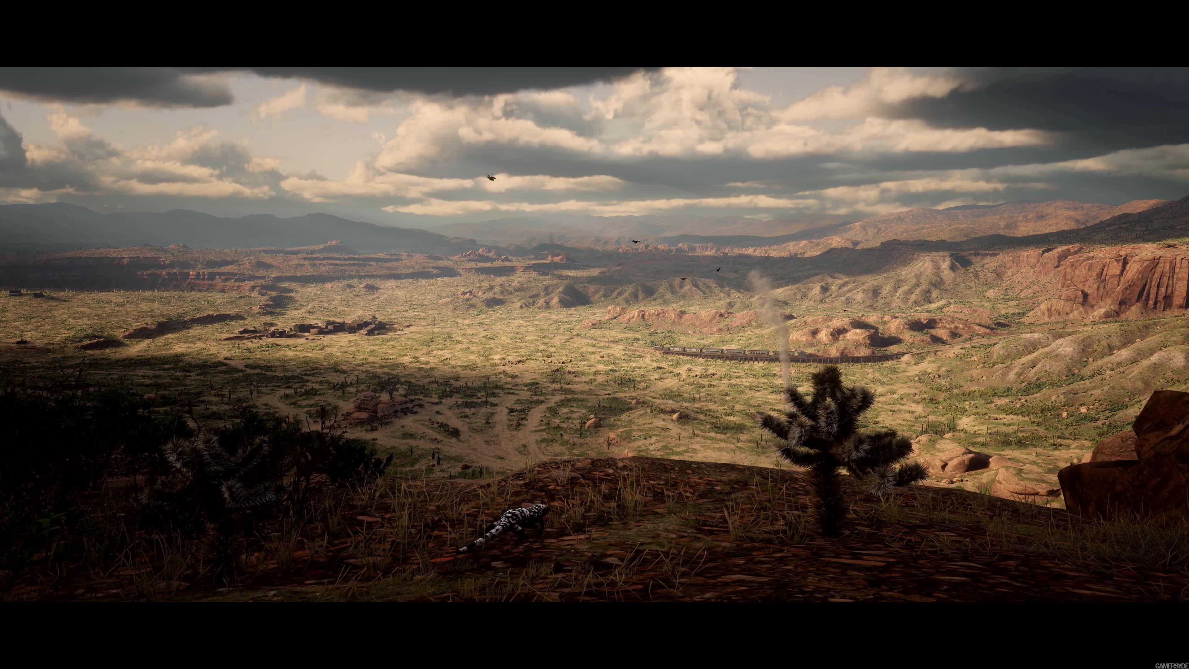 4k Trailer Of Red Dead Redemption 2 On Pc Gamersyde