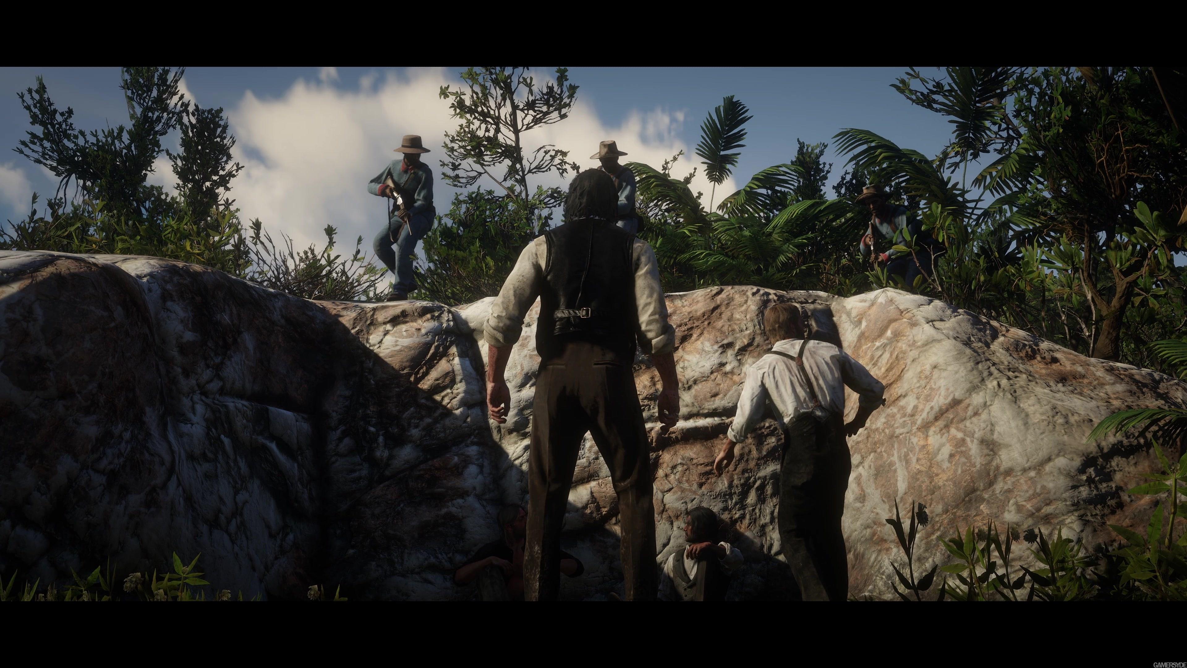Red Dead Redemption 2 4k 60 Fps Launch Trailer Gamersyde
