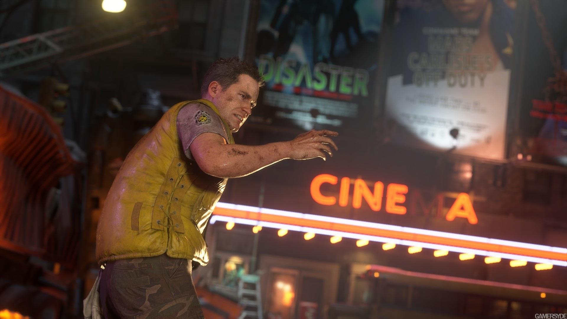 Capcom Unveils Reimagined Resident Evil 3 Gamersyde