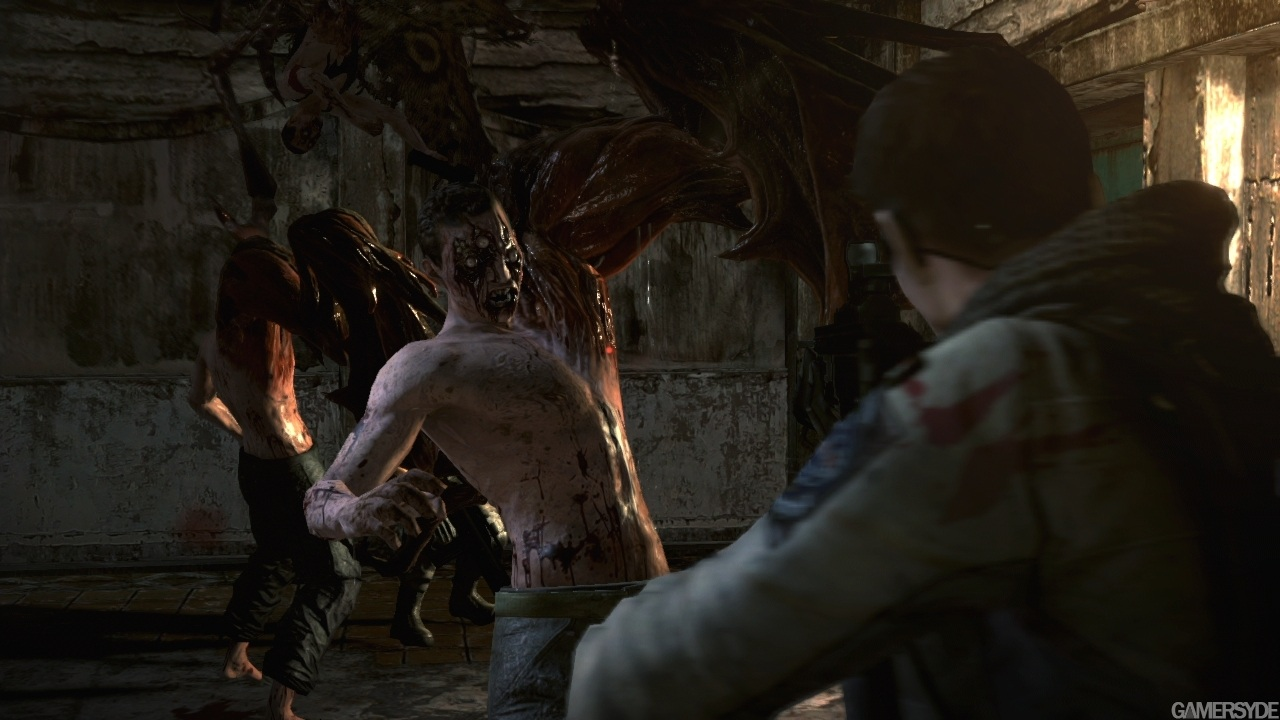 E3 Trailer And Images Of Re6 Gamersyde