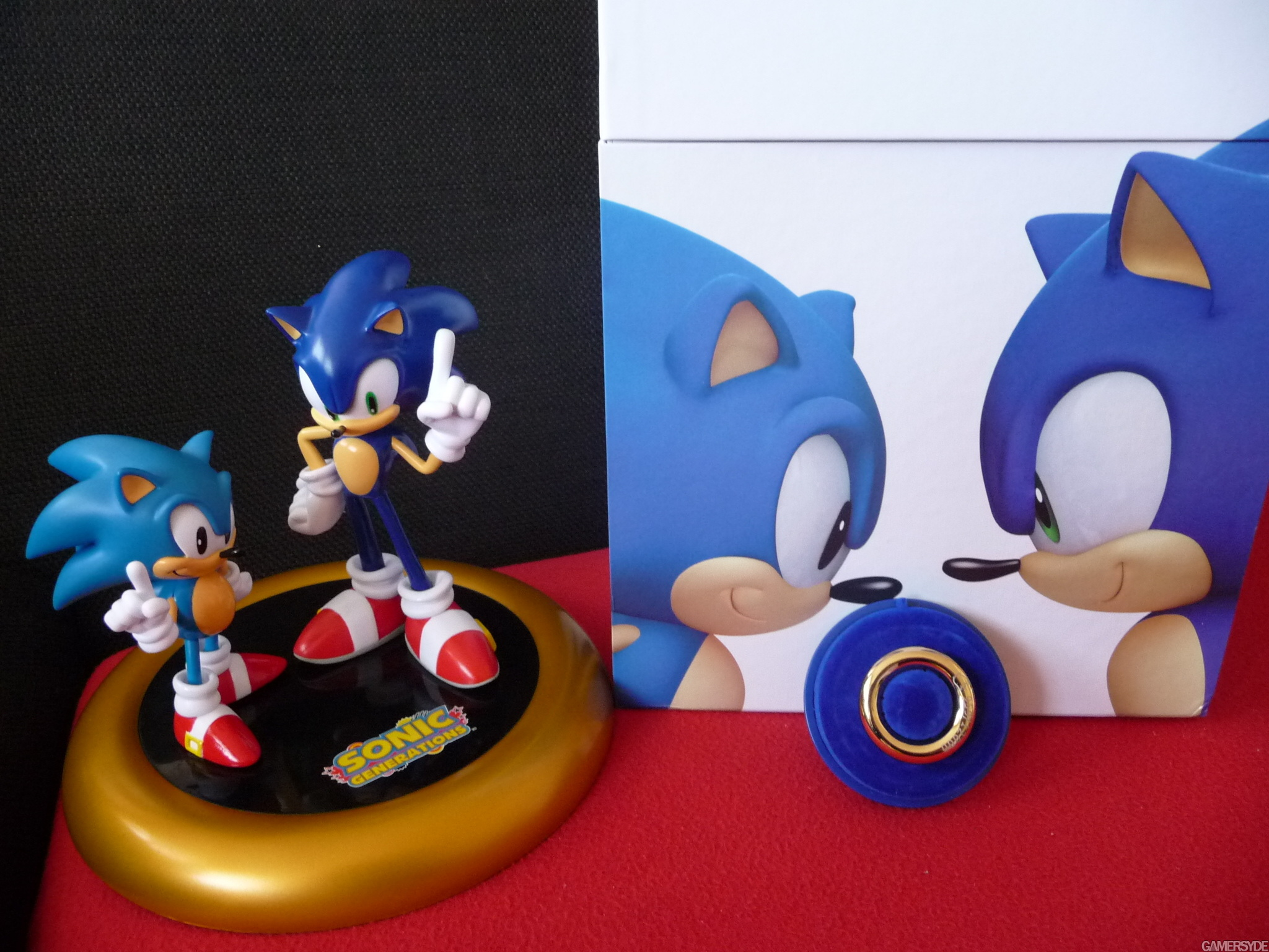 Our videos of Sonic Generations - Gamersyde