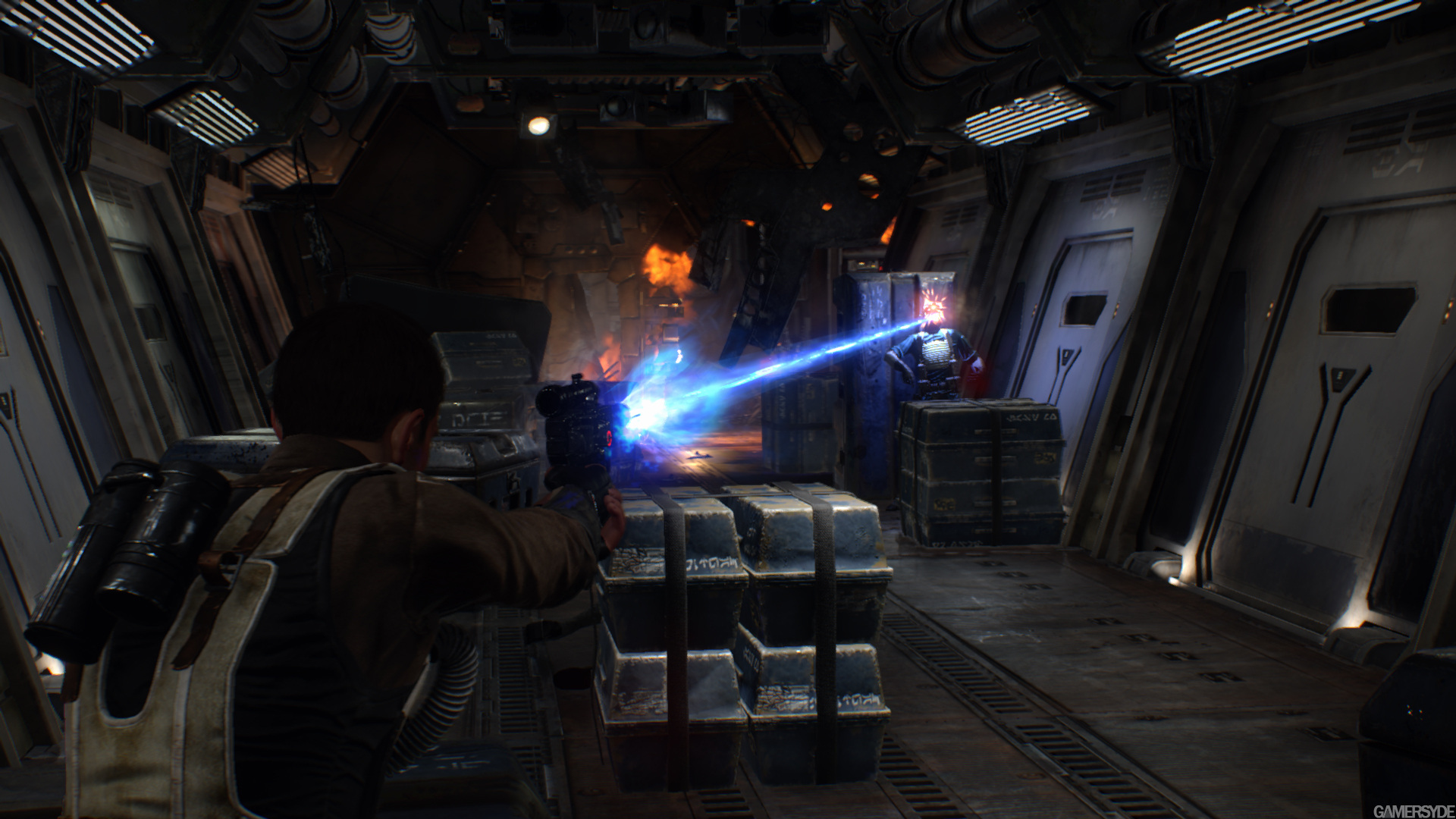 E3 Star Wars 1313 Screens Videos Gamersyde