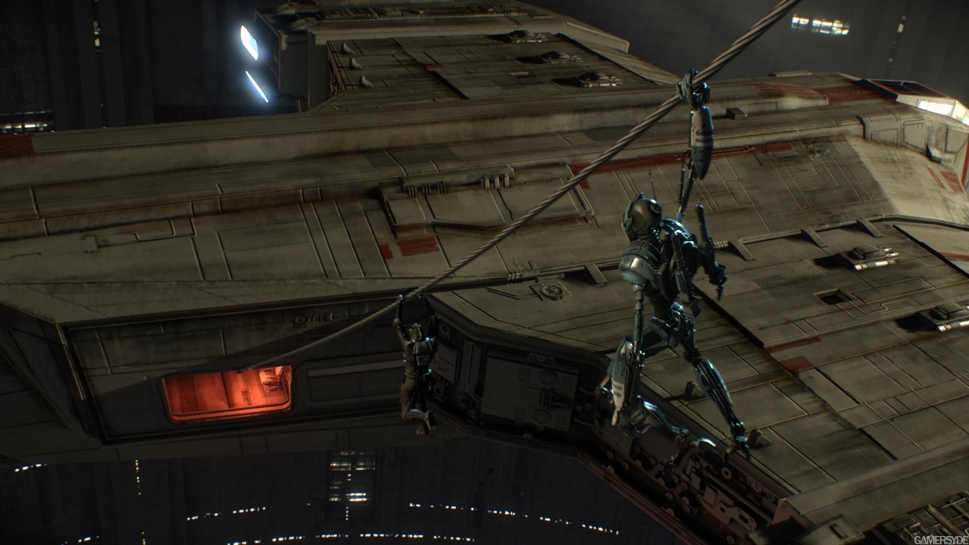 Star Wars 1313 Gamersyde