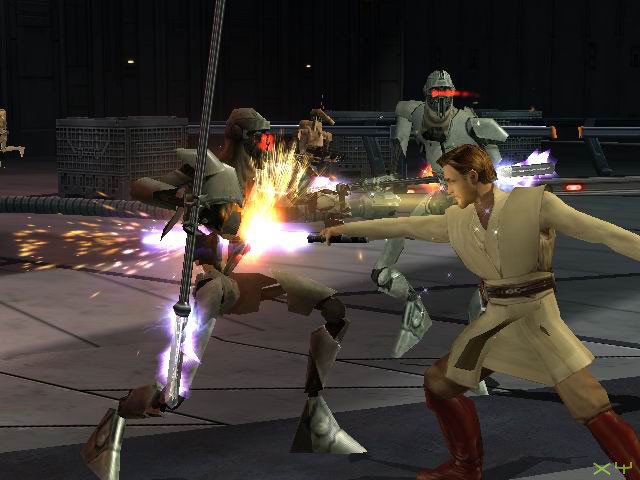Star Wars Episode Iii Revenge Of The Sith Gamersyde