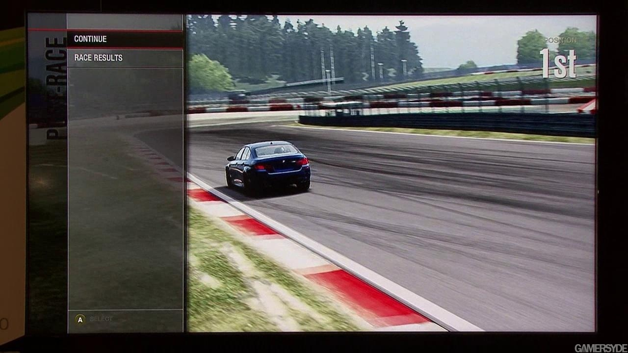Forza Motorsport 4 - GC: Replay - High quality stream and