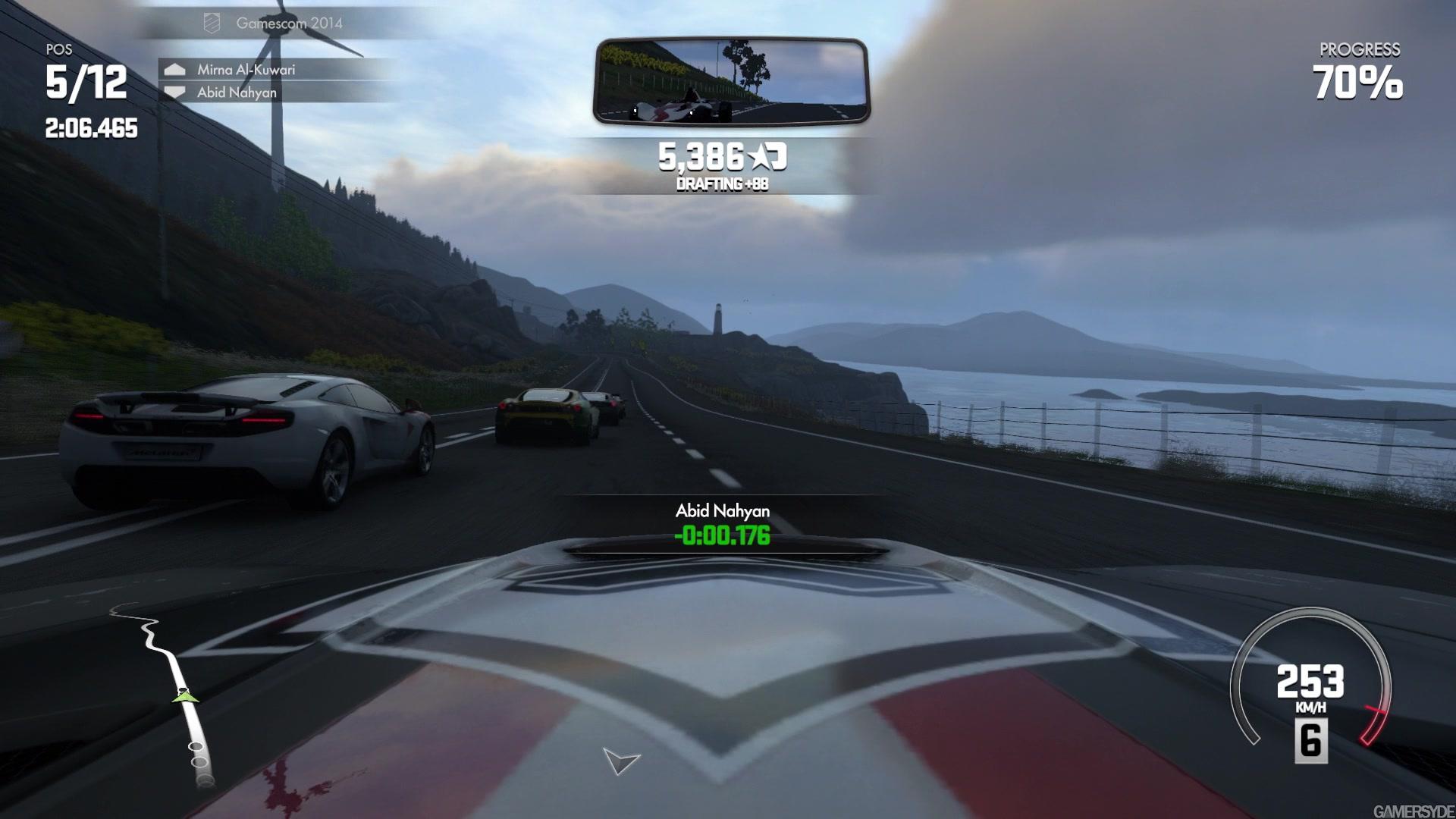 3 HQ Driveclub gameplay clips | N4G