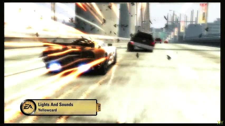 Burnout Revenge - Xbox 360 February trailer - High quality