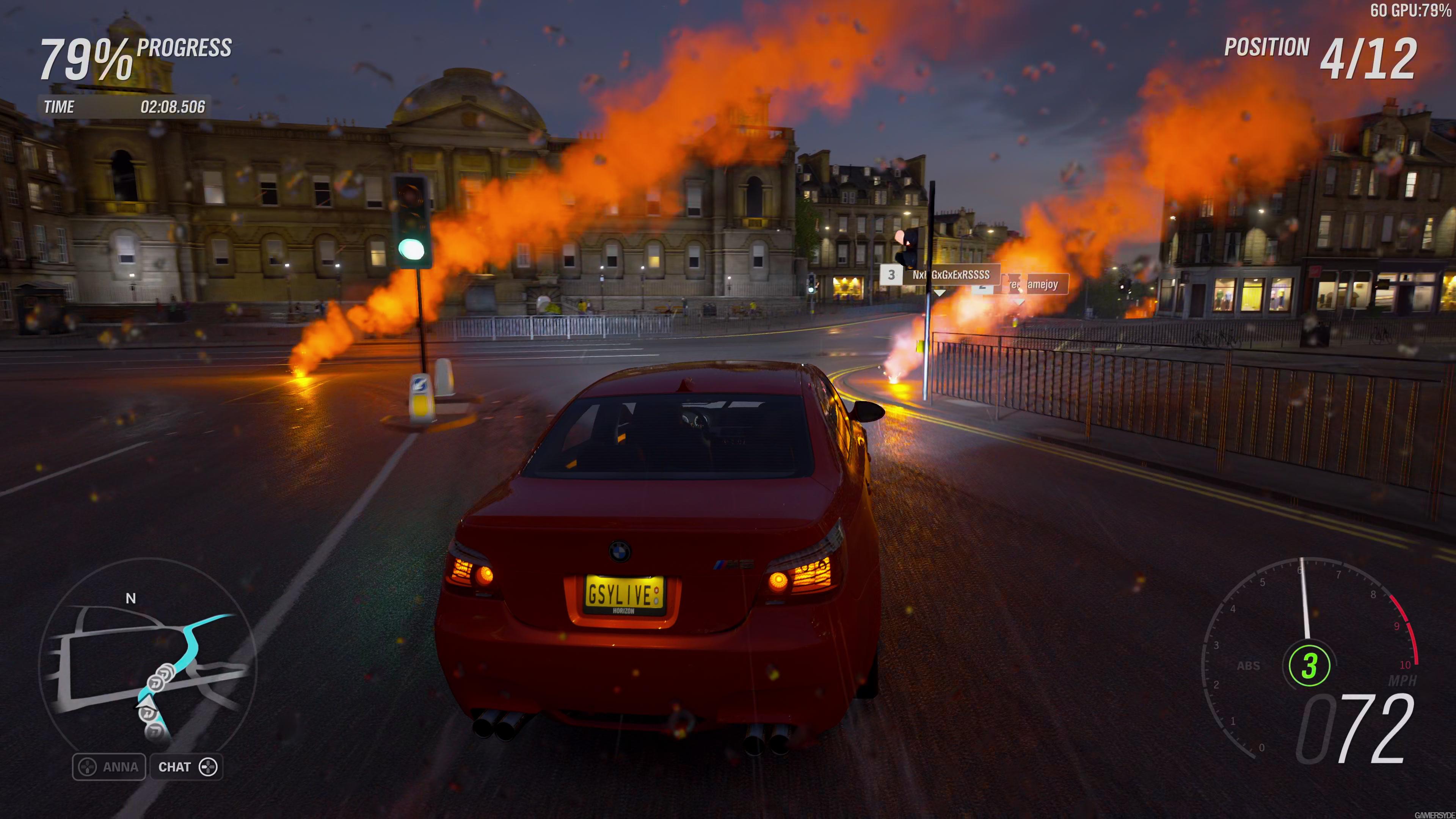 Forza Horizon 4 - PC - 4K HDR Video 2 - High quality stream