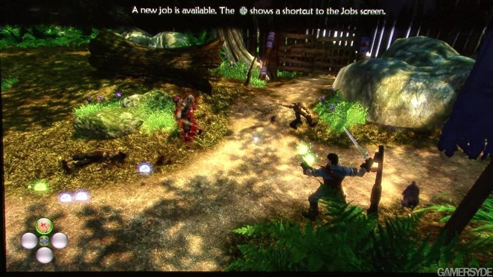 Fable 2 - E3: Gameplay #1 - High quality stream and download - Gamersyde