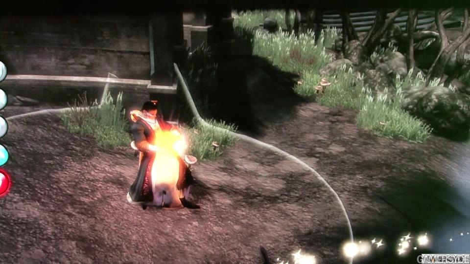 Fable 2 - E3: Combat gameplay - High quality stream and