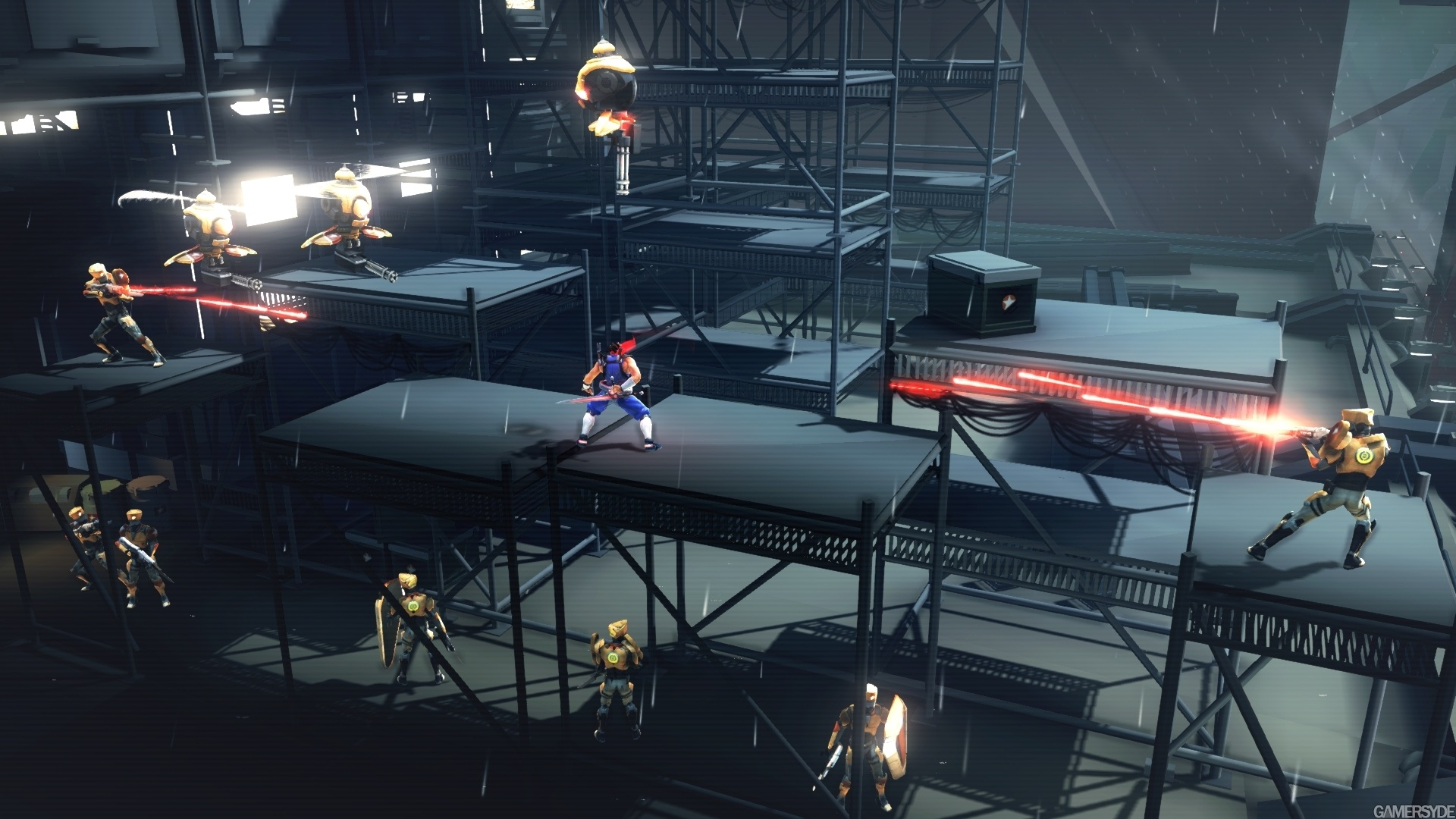 Review: Strider review ps4 ps3