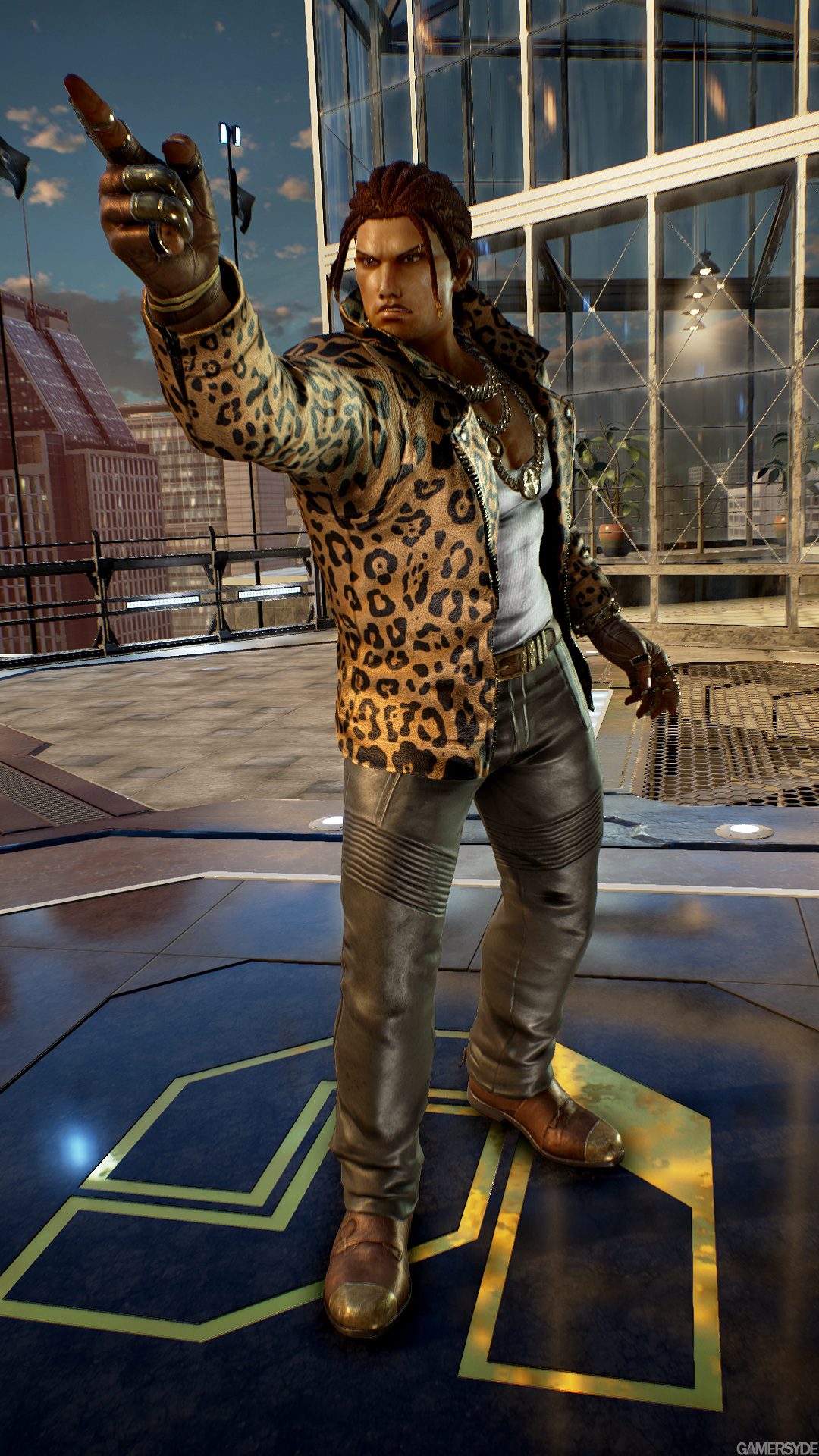 eddy gordo joins tekken 7 gamersyde gamersyde
