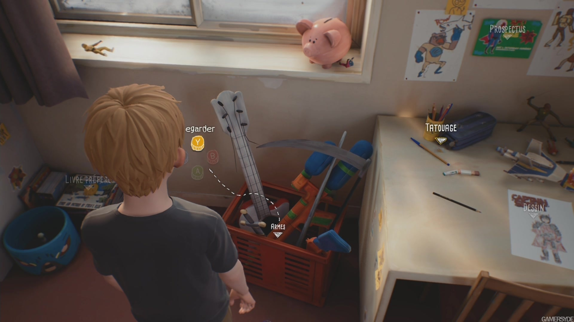 Galerie The Awesome Adventures Of Captain Spirit Fichier Xbox One