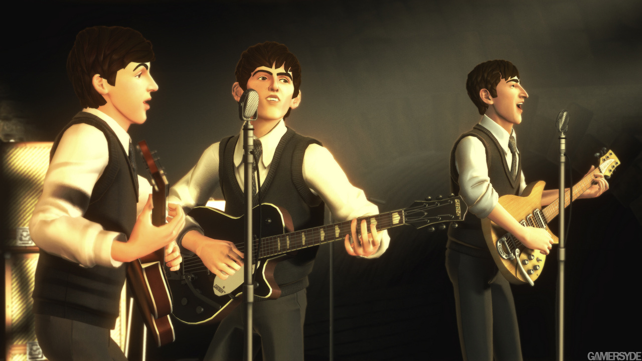Beatles Twist And Shout Theres A Place