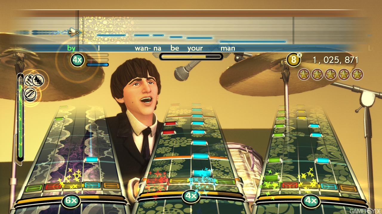 Beatles easy