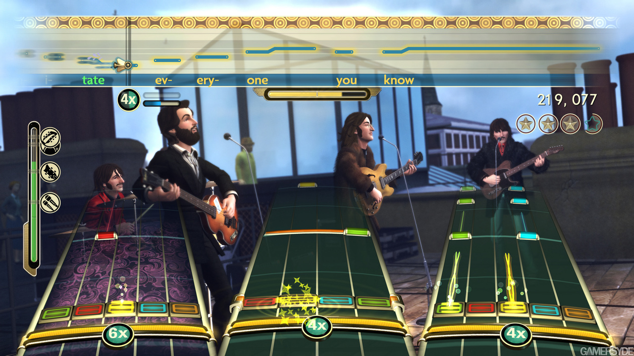 The Beatles Rock Band images - Gamersyde