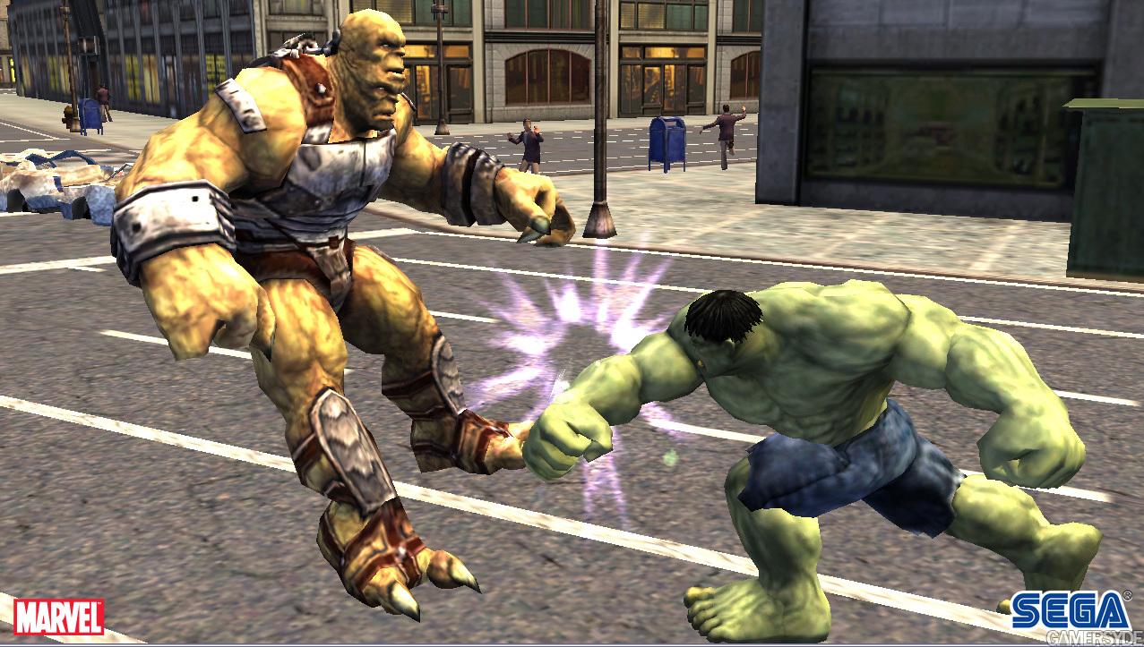 Gioco di hulk gratis online