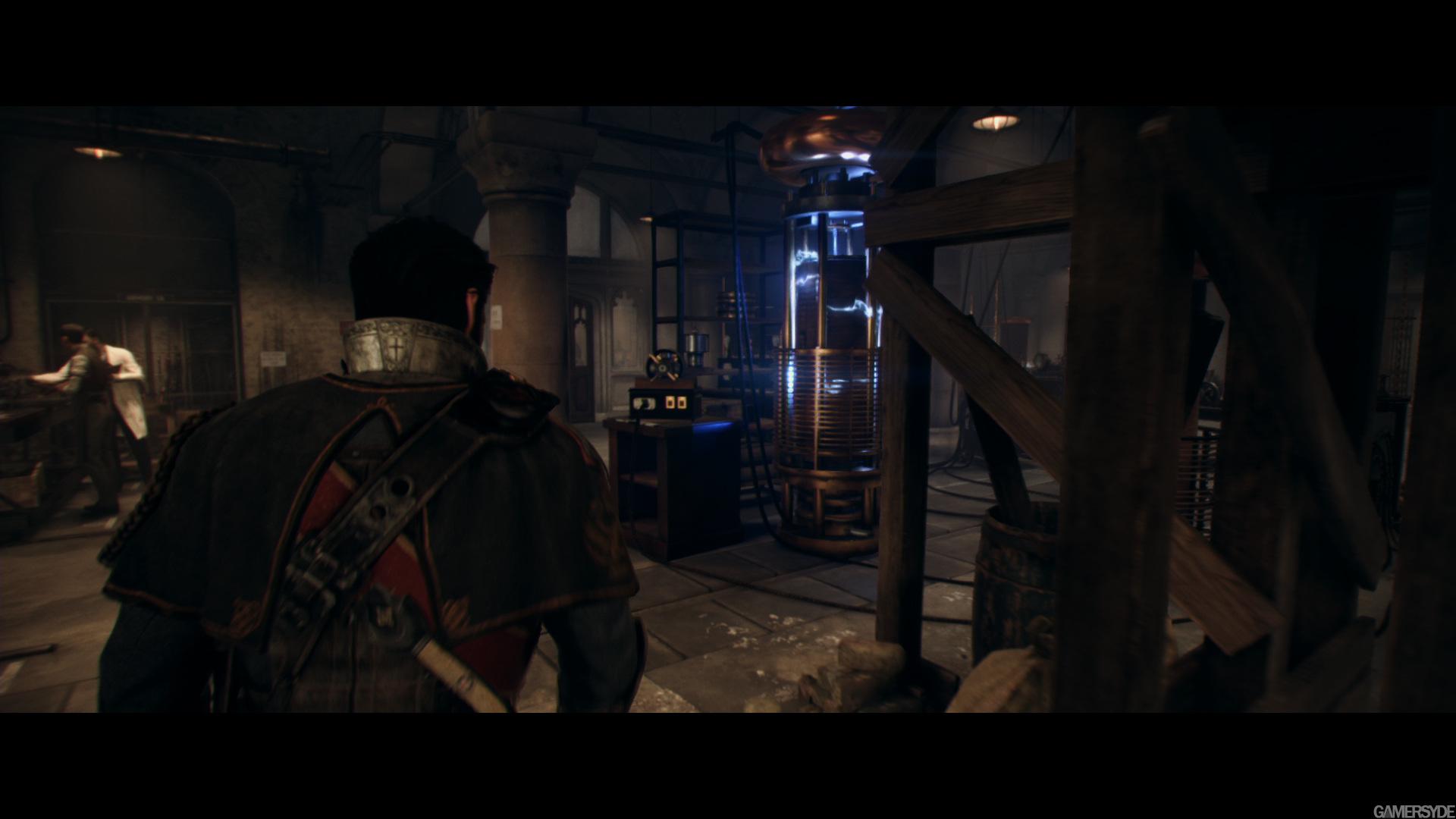 The Order 1886 Gamescom Gameplay Trailer - NeoGAF