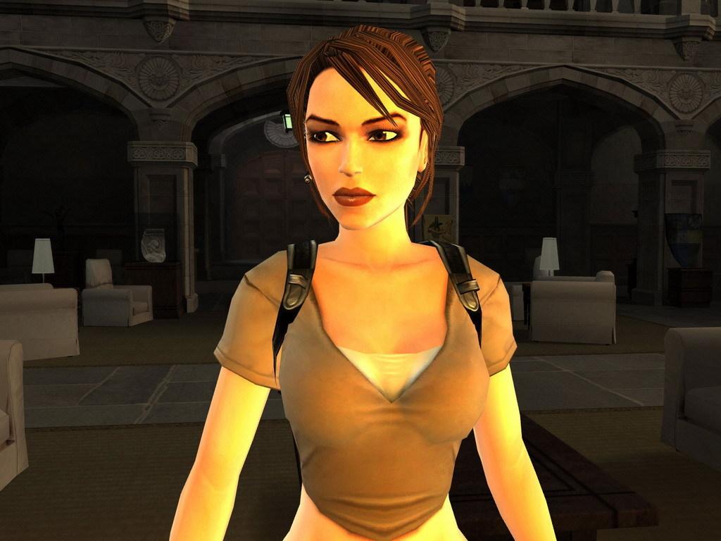 Tomb Raider Legend Old Gen Next Gen Comparison Gamersyde