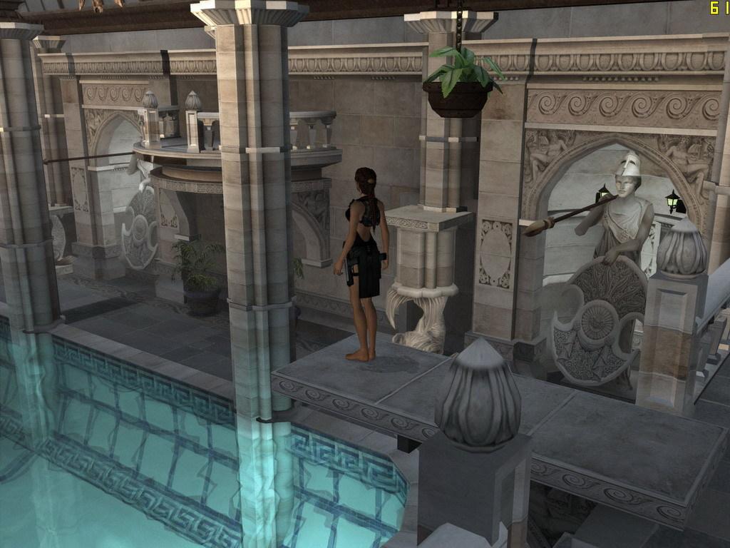tomb raider legend ps2 vs ps3