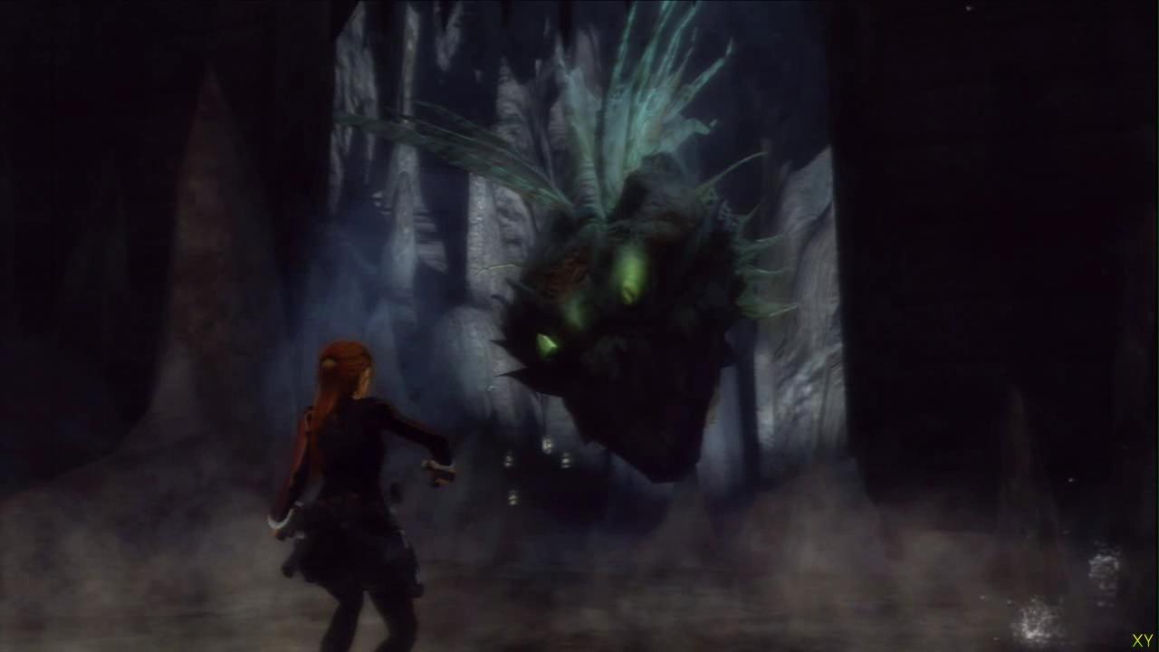 Videos Of Some Of The Tomb Raider Legend Bonus Gamersyde