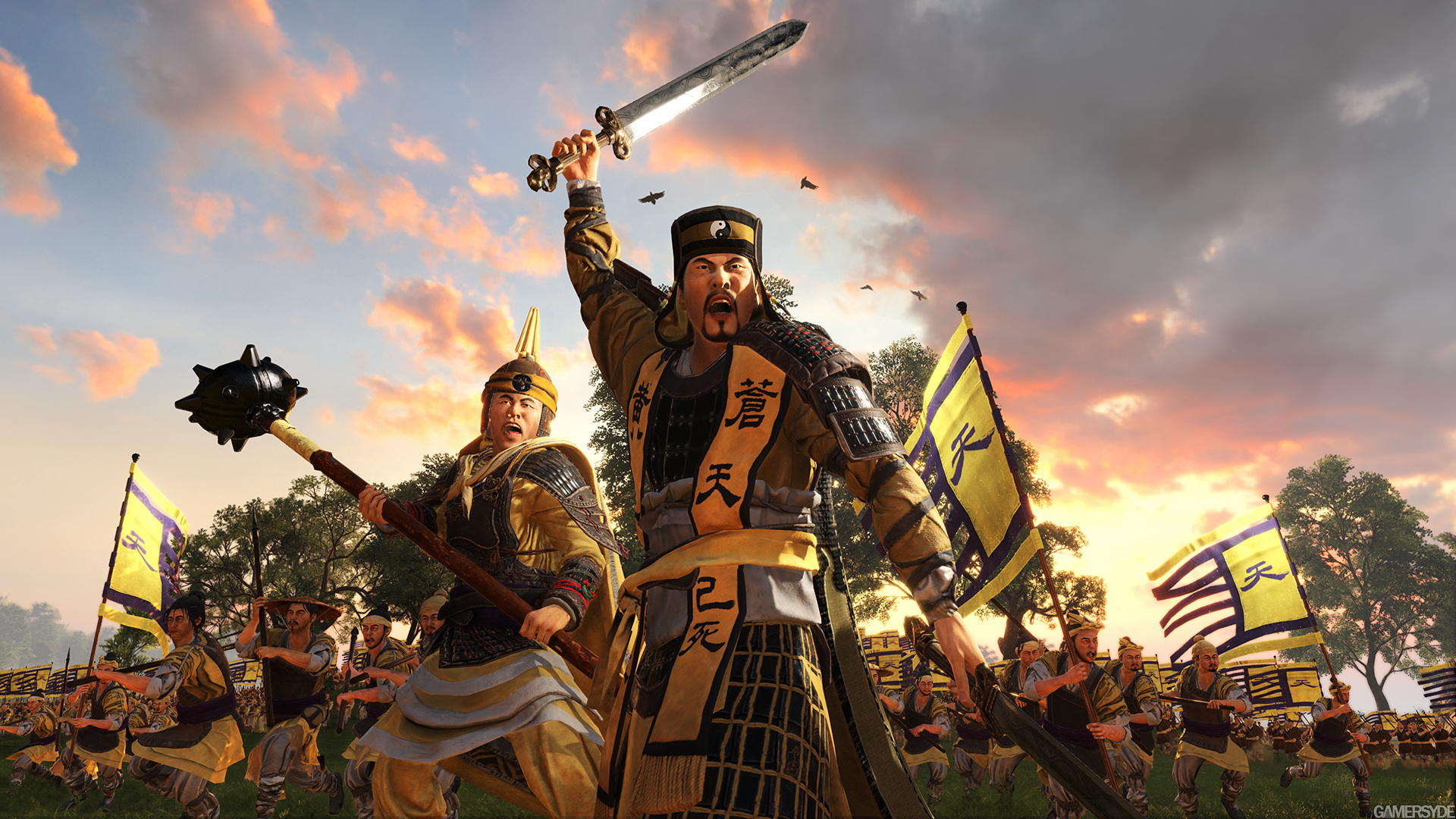 Total War: Three Kingdoms launches this week - Gamersyde