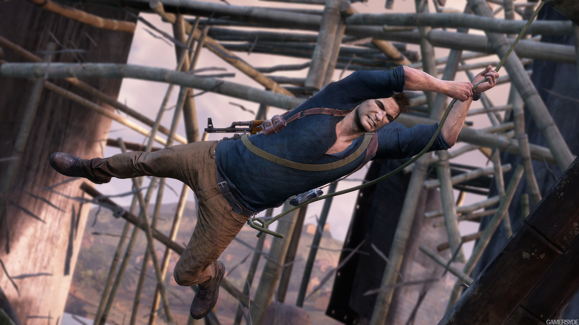Uncharted 4: A Thief\u0026#39;s End