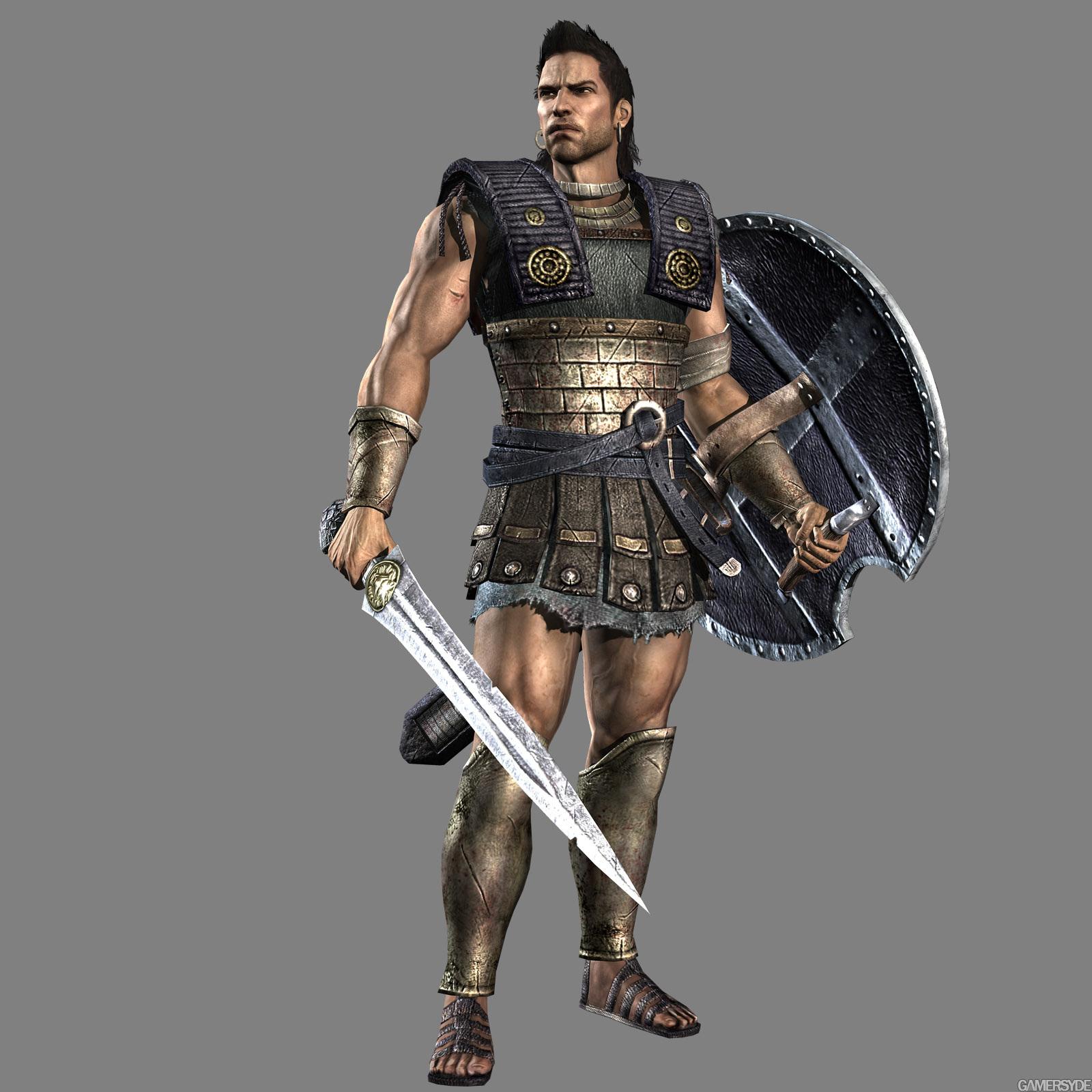Warriors Legends Of Troy Gamespot: Gallery Warriors: Legends Of Troy