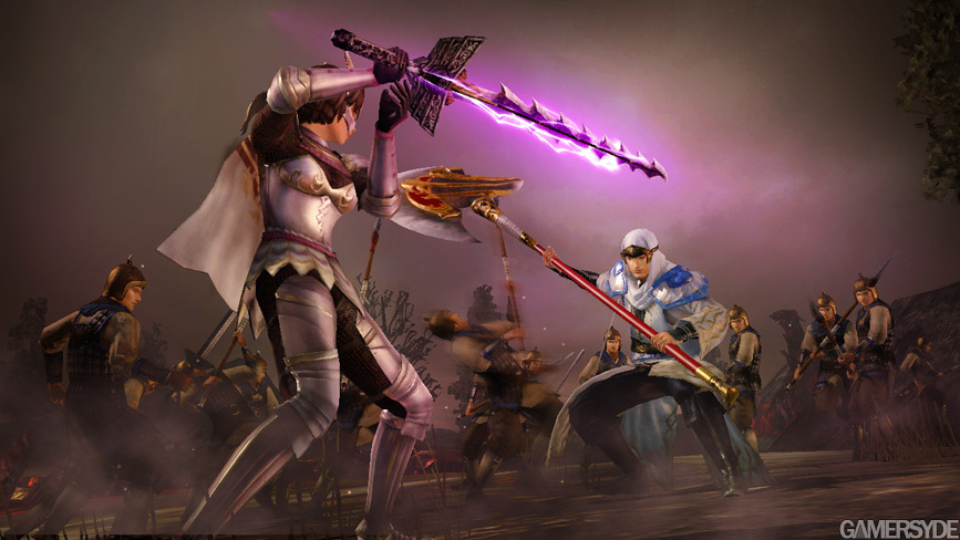 بازی Warriors Orochi 3 برای کامپیوتر