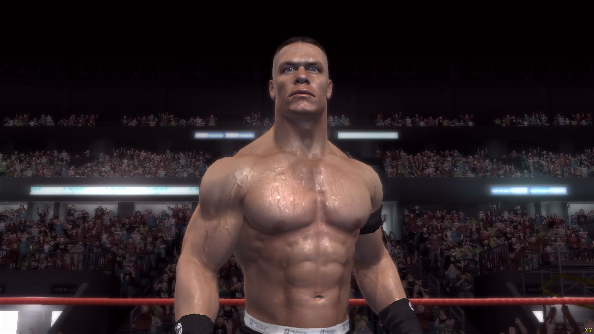 How to nude in game wwe naked movie