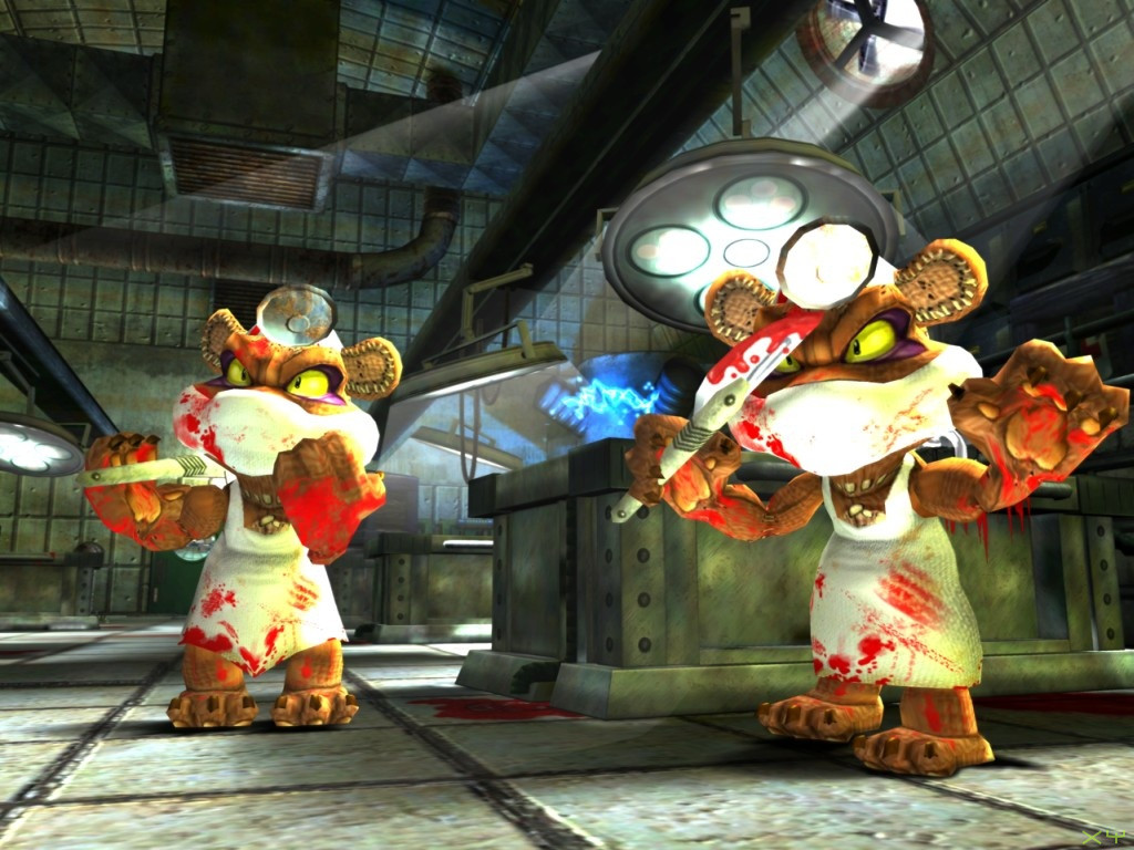 Lots Of Conker Images Gamersyde