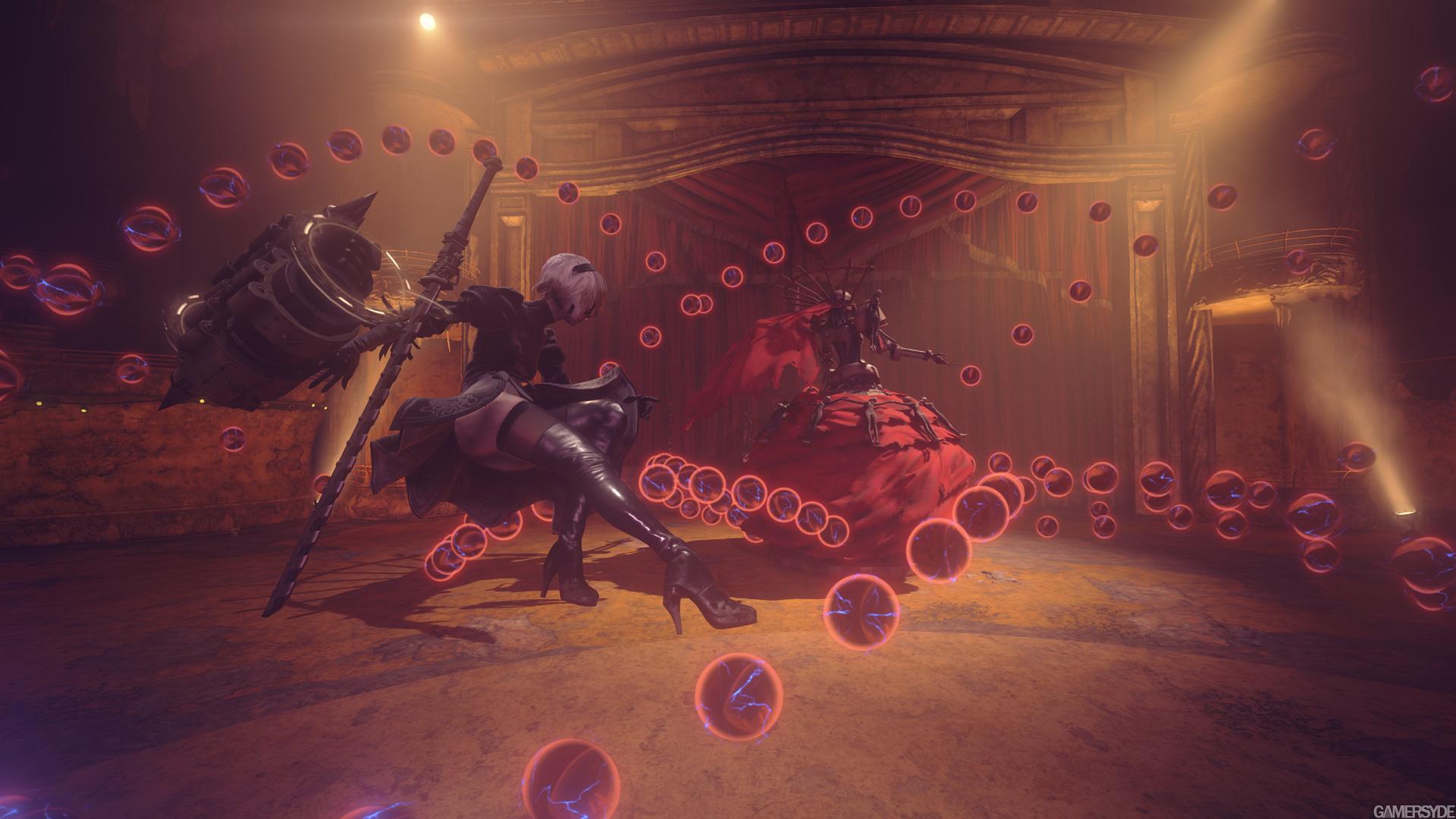 E3 New Screens Of Nier Automata Gamersyde