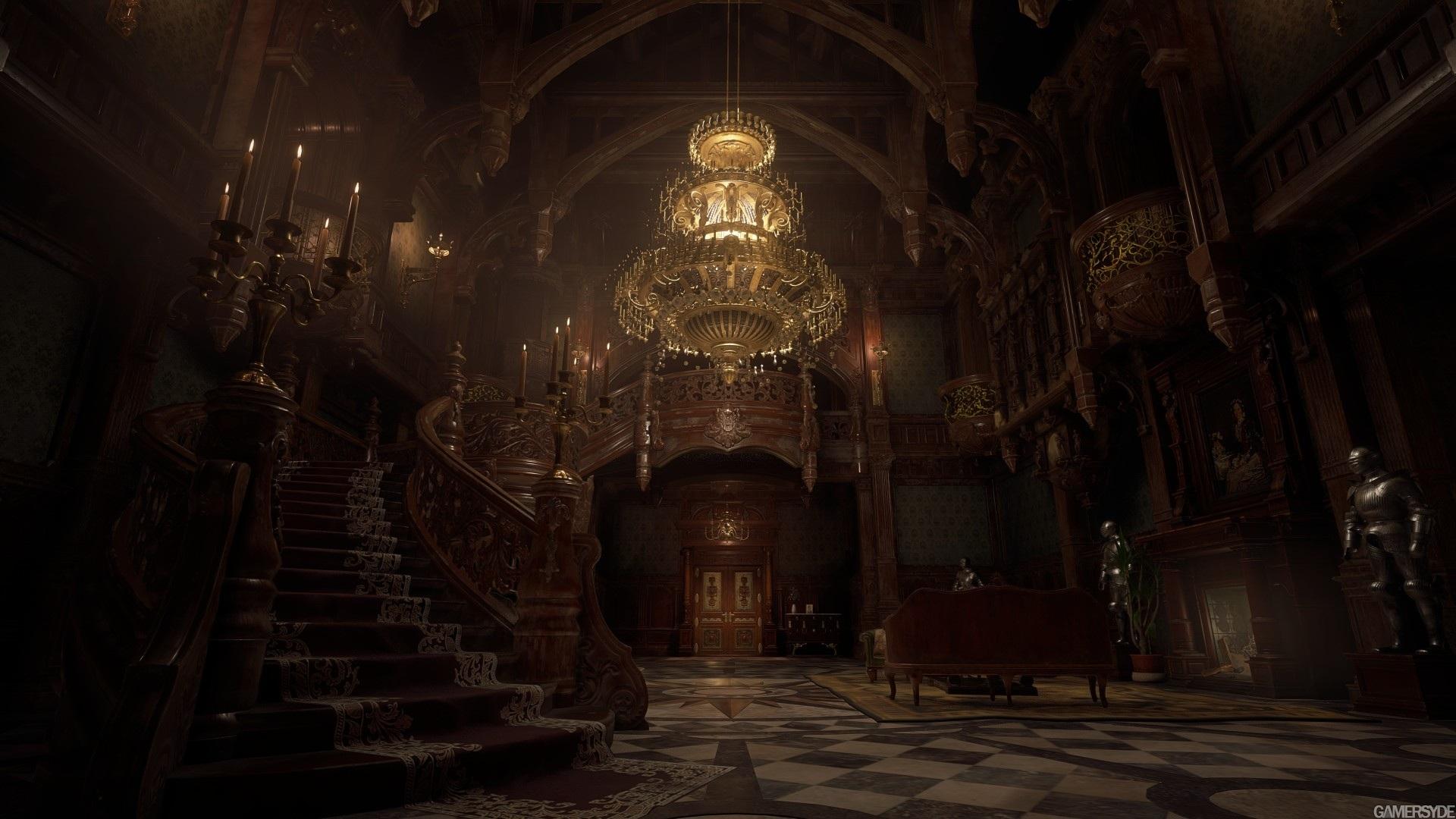 Resident Evil Village trailer and images - Gamersyde