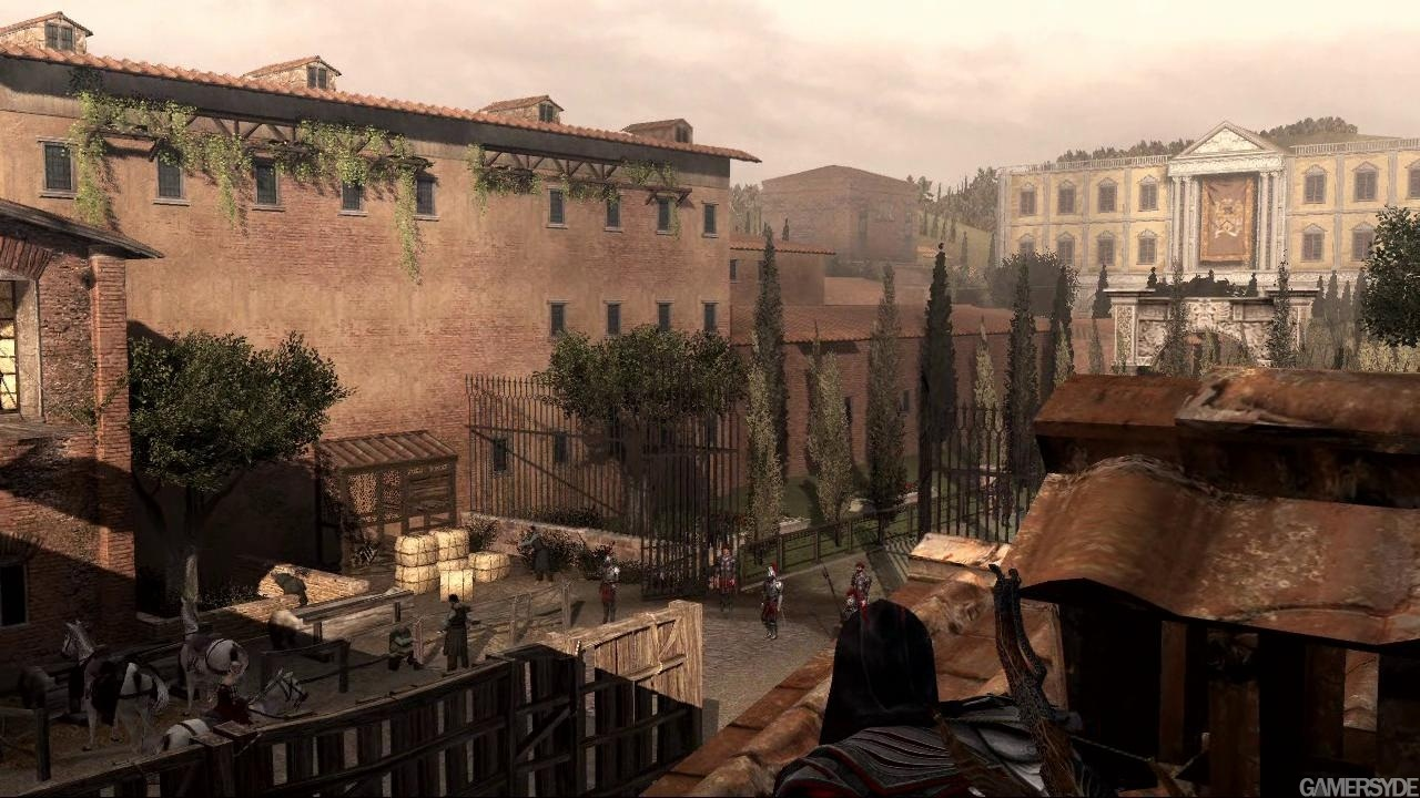 Assassin S Creed Brotherhood Gameplay High Quality Stream And