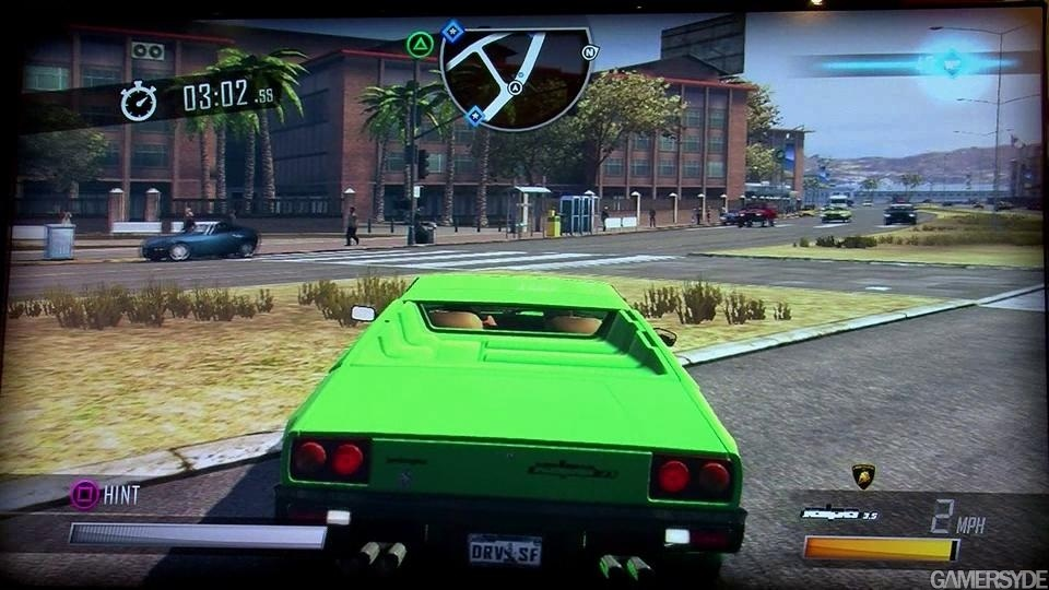 Driver: San Francisco - E3: Gameplay 2