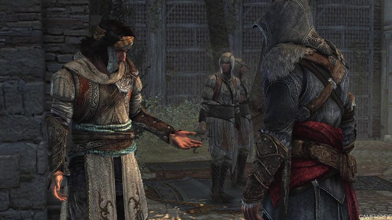 Assassin S Creed Revelations Hookblade En High Quality Stream And Download Gamersyde