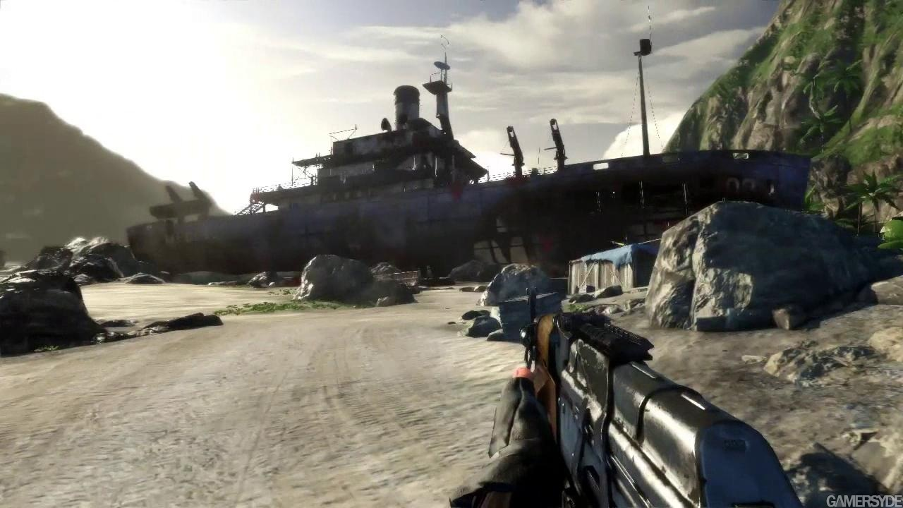 Far Cry 3 Gameplay Featurette 1 High Quality Stream And